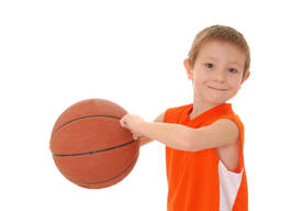 Get your kids into basketball!