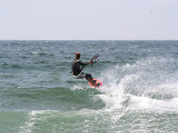 Kiteboarding is for kids of all ages!
