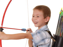 Archery can be a very different and amusing activity for your kids!