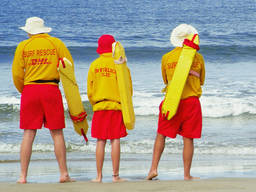 Nippers Club is the kids section of Surf Lifesaving clubs