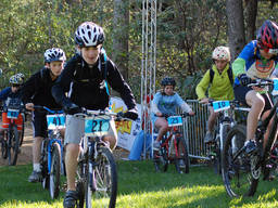 Bike trails and races are of high level of fitness