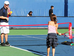 Tennis is one of the popular recreational activities in Adelaide.