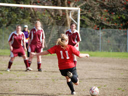 Soccer clubs are popular among kids in Sydney.