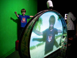 The Powerhouse Museum has state-of-the-art interactive exhibits about science and technology.