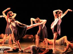 Contemporary dance is a mix of ballet and modern dance.