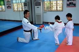 Seven reasons to learn Taekwondo