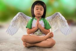 How yoga can help kids with Asthma