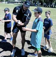 Cricket Coaching tips for Aussie kids