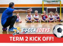 TERM 2 STARTS SOON! Doncaster East Pre School Sports _small