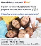 Win a free class Coburg North Pre School Music _small