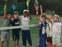 Term 3 group lessons for kids aged 6-10 Condell Park Tennis Classes & Lessons 3