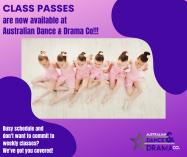 Class Passes! Moorebank Ballet Dancing Classes & Lessons 2 _small