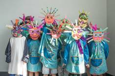 CLAY CREATURES July School Holiday workshop Randwick Arts & Crafts School Holiday Activities 2