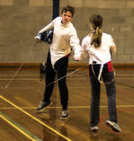 Free Swordplay This School Holidays! Nunawading Fencing Classes & Lessons 4