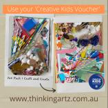Online Live Art and Writing Workshops Kellyville Arts & Crafts School Holiday Activities 3 _small