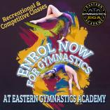 Enrol for 2021 Term 2 gymnastics at EGA! Waterloo Gymnastics Clubs _small