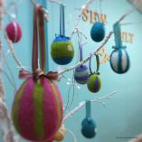 Felted Easter Eggs - School Holiday Activity Gumdale Sewing Classes & Lessons _small
