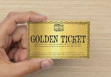 Claim your GOLDEN TICKET for a FREE CLASS Wyoming Acting Classes & Lessons 1