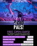 AcroPals Free Open Day Launch Parties! Marrickville Gymnastics Classes & Lessons 4
