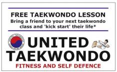 FAMILY DISCOUNTS Curtin Taekwondo Classes & Lessons _small