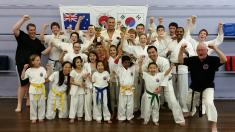 FAMILY DISCOUNTS Curtin Taekwondo Classes & Lessons 4 _small