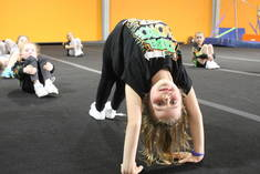 JULY HOLIDAY CLINICS Mount Barker Gymnastics Centres 4