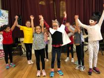 GEELONG WEST: Bop till you Drop School Holiday Workshops - Performing Arts Melbourne Party Entertainment 3 _small