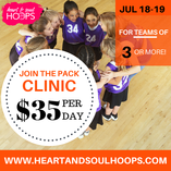 $35 per day! Basketball Clinic with Friends Ryde BasketBall School Holiday Activities 4
