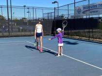 FREE HOT SHOTS COACHING TRIAL LESSON Williamstown Tennis Coaches & Instructors 2 _small