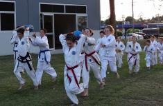 Children's Taekwon-Do Class Lawnton Other Martial Arts Classes & Lessons 2 _small