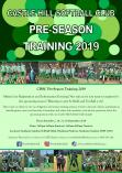CHSC Pre-Season Training 2019! Castle Hill Softball Clubs _small