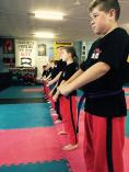 2 Free Intro Lessons + Official Club Training T-Shirt Kemps Creek Karate Classes & Lessons 4 _small