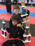 2 Free Intro Lessons + Official Club Training T-Shirt Kemps Creek Karate Classes & Lessons 3 _small