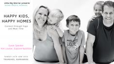 Happy Kids Happy Homes - Family Connections through Yoga & Meal Time Cromer Yoga _small