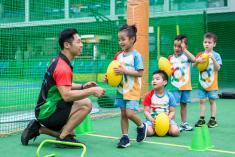 FREE trial class for TERM 2 at Australia's leading multi sport program for 1.5 to 6 year olds Liverpool Multisports Classes & Lessons 2 _small