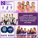 1st month FREE for all new students Riverstone Ballet Dancing Classes & Lessons _small