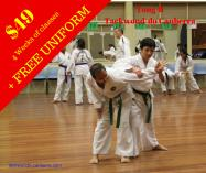$49 for 4 week trial with FREE Uniform Canberra City Taekwondo Classes & Lessons 4 _small