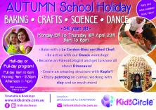 Kids Circle - Autumn Easter School Holiday Program Chatswood Extra Curricular 4 _small