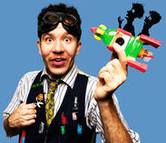 SlapDash Galaxy – a Bunk Puppets show for the whole family Ipswich Art Galleries _small