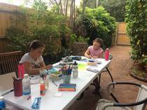 October  School Holiday workshops Drummoyne Art Classes & Lessons 4