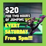 Saturday Night 2HR Special Strathpine Family Entertainment Centres _small