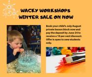 Save with Creative Kids Voucher Glenbrook Art Classes & Lessons 2 _small