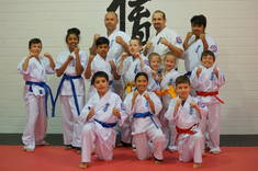 First two lessons FREE Leumeah Karate Classes & Lessons 3