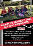 Kick4Life Holiday Program 2021 - Hawthorn Knox City Centre Health & Wellbeing _small