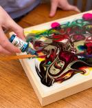 Art Taster Courses (Aged 6 - 17 years) Frankston South Craft Classes & Lessons _small