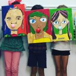 WEEKEND ART CLASSES - TERM 4 2019 - Saturday art classes for 5-8 year olds - 4pm-5.30pm St Leonards Art Classes & Lessons _small
