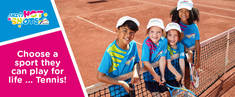 FREE TRIAL LESSON Beaumaris Tennis School Holiday Activities 4
