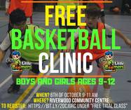 Free Basketball Clinic! Riverwood Basketball Classes & Lessons 4