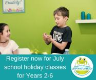 July School Holiday Classes Drummoyne Early Learning Teachers & Tutors 2 _small