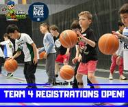 30% off Term 4 Registrations! Riverwood Basketball Classes & Lessons 4